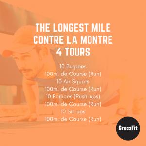 wod the longest mile