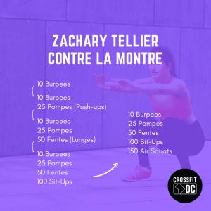 wod crossfitdc zachary tellier bodyweight