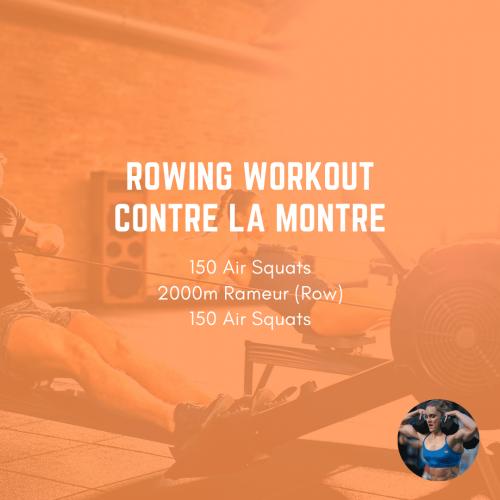 rowing workout monsieurwod sam briggs